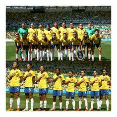A seleção brasileira de futebol feminino perdeu para a Suécia na cobrança  dos… 0c4047128b669