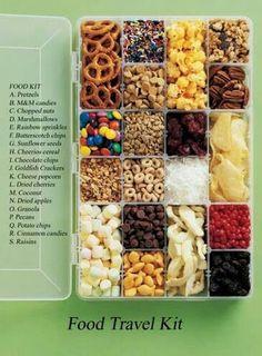 Food Travel Kits