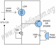 laser alarm circuit tinker manual guide wiring diagram