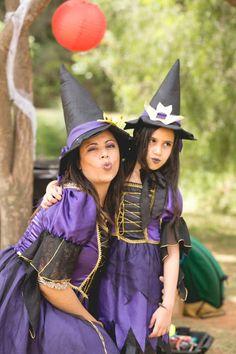 halloween, belo horizonte, mamãe sortuda, parque, parque aggeo pio sobrinho, diy, fantasia, fantasias criativas, bruxa, mãe e filha
