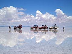 Bolivia :: Sala de Uyuni