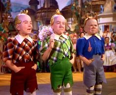In the name of the Lollipop Guild, we'd like to welcome you to Munchkin Land.  :)