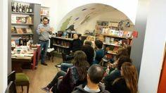 Libreria Volante @ Lecco - ottobre 2015. Presentazione del Trattato sui vini