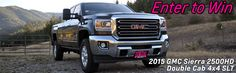 Dave Smith Motors' GMC Sierra 2500 Truck Giveaway