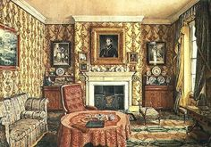 Mary Ellen Best:Our Drawing Room at York