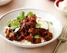 Hearty Chilli Con Carne Recipe | beef   lamb new zealand inc