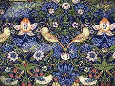 Arts & Crafts iPad Game   Victoria & Albert Museum print pattern inspiration