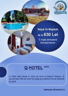 Q Hotel este un hotel care reuşeşte să se plieze pe dorinţele turiştilor, fiind o destinaţie ideală pentru toate vârstele.