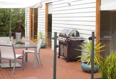 BBQ Deck - Crisp outdoor living to accompany your lifestyle