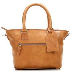 Cowboysbag Bag Barrow Handbag Leather tobacco 31 cm - co1513-tobacco - Designer Bags Shop - wardow.com