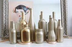 Картинки по запросу декор винных бутылок