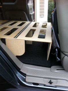 Chuck box sleeping platform - Honda Element Owners Club Forum - Real Time - Diet, Exercise, Fitness, Finance You for Healthy articles ideas Camping Forum, Camping Club, Minivan Camping, Camping Guide, Camping Ideas, Camping Chuck Box, Camping Stuff, Camping Essentials, Family Camping