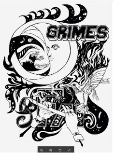 By Claire Boucher aka Grimes
