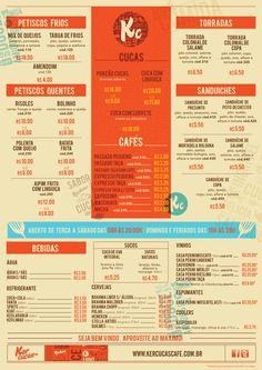 A division of UnderConsideration, cataloguing the underrated creativity of menus from around the world. Hotel Menu, Restaurant Menu Design, Restaurant Branding, Diner Menu, Bar Menu, Web Cafe, Menu Card Design, Ps Tutorials, Pizza And Beer