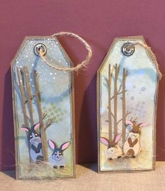 Bookends, Easter, Handmade Cards, Tags, Spring, Design, Decor, Craft Cards, Decoration