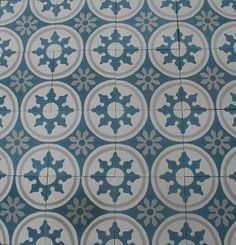 1m² Orient Zementfliesen Vintage Jugenstil Fliesen bunt Boden Wand Ornament 1536 in Heimwerker, Bodenbeläge & Fliesen, Fliesen | eBay