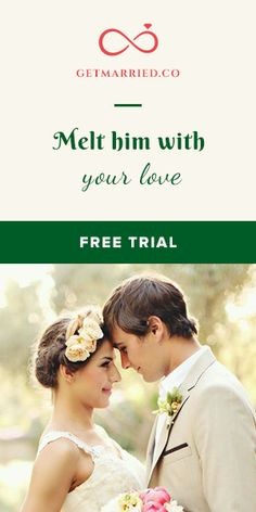 Don't miss out: 30-day free trial of the beautiful #wedding #website #wedsite from @GetMarriedCo. Try Now! http://getmarried.co/ #getmarried