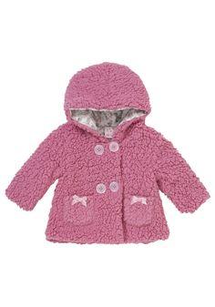 Zip Zap Hooded fleece coat