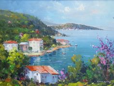 Pour Painting, Landscape Paintings, Fossil, Istanbul, Scenery, Sketches, Nature, Art Prints, Heartland