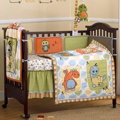 Dinos at Play - 8pc Bedding Set