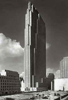 Rockefeller Center 1953