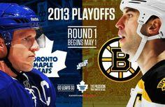Leafs Bruins 2013 Playoffs