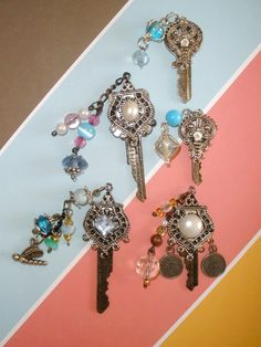 I have many old house keys, padlock keys, automobile keys and other types of keys that I have thrown in a box and saved over the years.  I d...