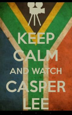 keep calm and just watch him!!!!