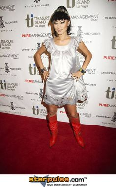 Bai Ling: SPACE PIXIE!