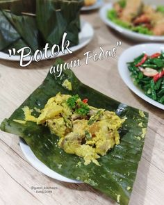 Resep botok enak instagram Chinese Food, Palak Paneer, Chicken Recipes, Cabbage, Food And Drink, Meals, Vegetables, Cooking, Ethnic Recipes