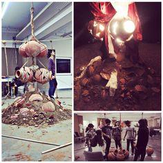Shakti...an immersive exhibit put together by the talented bunch from Class of 2019.  Artists : Aditi Ghosh, Ayush Narsinghpurkar, Chaitanya Bhatti, Diya Singh, Gunika Neyol, Himaprabal Goud, Riya Sakshi and Tanya Agrawal (IIADians, Class of 2019)