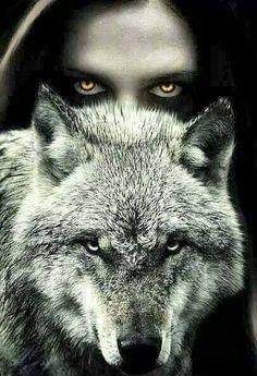 """""""Dentro de mim, existem dois lobos:  O lobo do ódio e o lobo do amor. Ambos disputam o poder sobre mim. E quando me perguntam qual lobo é vencedor, respondo: O que eu alimento"""" _Provérbio Indígena"""