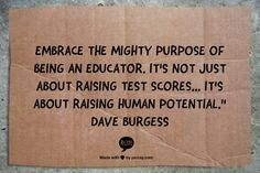 dave burgess quotes - Google Search