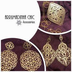 Lindas peças que acabaram de chegar em nossa loja. Confira essas e outras novidades em nosso site : www.arrumadinhachic.com.br