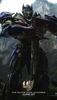 June 27, 2014 An automobile mechanic and his daughter make a discovery that brings down the Autobots and Decepticons - and a paranoid government official ...