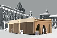 UIA Info Point 'Into the boundless box' I Italie, Turin - Guillaume Ramillien…