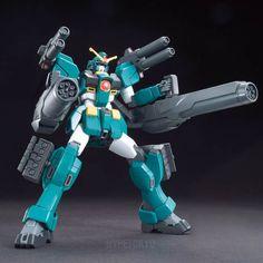 Gundam Build Fighters TRY HIGH GRADE : Gundam Leopard da Vinci