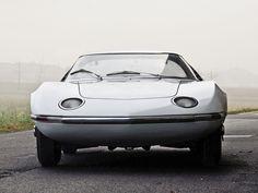 Chevrolet Corvair Testudo (1963)