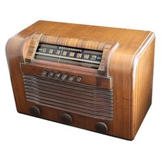 Vintage radios I would love to have