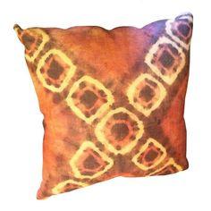 African Kuba Pillow - $185 on Chairish.com