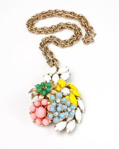 Necklace purchased by Nicole miller personally :)