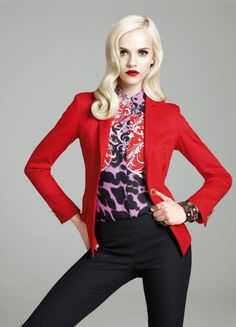 Woman F/W 2012-13 Collection Collection | Versace Collection