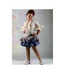 Resultado de imagen de faldas flamencas de niña Capri Pants, Fashion, Flamenco, Capri Pants Outfits, Moda, Capri Trousers, Fasion, Trendy Fashion, La Mode