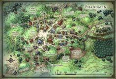 Phandalin - The Forgotten Realms Wiki - Books, races, classes, and more