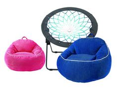 Circo Bean Bag Or Room Essentials Bungee Chairs From Target Canada 2500 37 Off