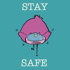 Stay safe by euriana on DeviantArt quarantine mode, stay home digital art