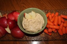 Michelles Tasty Creations: Peanut Butter Dip
