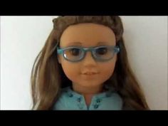 American Girl Doll Hairstyles - Dolls with Glasses