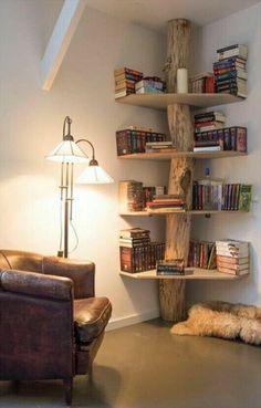 Para seus livros