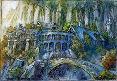 Rivendell by Soni Alcorn-Hender
